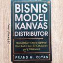 Bisnis model kanvas distributor