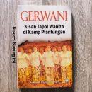 Cover Buku Gerwani Kisah Tapol Wanita di Kamp Plantungan Penerbit Kompas
