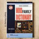 Word Family Dictionary