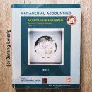 Akuntansi Manajerial Edisi 11 Buku 1 (HVS)