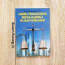Buku Agenda Pembangunan Hukum Nasional Di Abad Globalisasi Penerbit Balai Pustaka