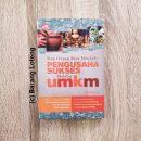 Buku Tiap Orang Bisa Menjadi Pengusaha Sukses Melalui UMKM Penerbit Elex Media Komputindo
