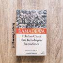 Hamba Sebut Paduka RAMADEWA Teladan Cinta dan Kehidupan Rama-Sinta karya Herman Pratikno penerbit kompas