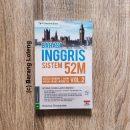 Buku Bahasa Inggris Sistem 52M Jilid 2 (+CD Audio) Penerbit Kesaint Blanc