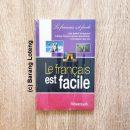 Buku Le Français est Facile Cara Praktis Menguasai Bahasa Perancis Melalui Prononsiasi, Percakapan dan Teks Penerbit Kesaint Blanc