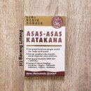 Buku Seri Renik Bahasa Asas-Asas Katakana Penerbit Kesaint Blanc