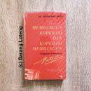 Buku Membangun Koperasi dan Koperasi Membangun Gagasan & Pemikiran Penerbit Kompas