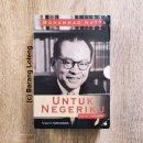 Buku Untuk Negeriku Sebuah Otobiografi Penerbit Kompas