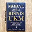Modal Untuk Bisnis UKM