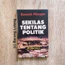 Buku Sekilas Tentang Politik Penerbit Pelangi Cendekia