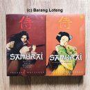 Samurai #1 dan #2 Kastel Awan Burung Gereja Jembatan Musim Gugur