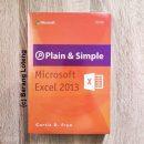 Buku Microsoft Excel 2013 Plain And Simple Penerbit Serambi