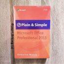 Buku Microsoft Office Professional 2013 Plain And Simple Penerbit Serambi