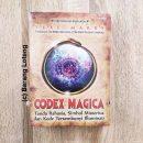 Buku Codex Magica Tanda Rahasia, Simbol Misterius dan Kode Tersembunyi Iluminati Penerbit Ufuk
