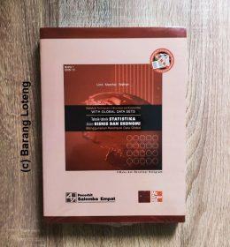 Buku Teknik-Teknik Statistika dalam Bisnis dan Ekonomi Menggunakan Kelompok Data Global Buku 1 Edisi 13 Penerbit Salemba Empat