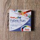 Pentel Oil Pastel Fabric Fun PTS-7