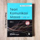 Buku Teori Komunikasi Massa McQuail Edisi 6 Buku 1 Penerbit Salemba Empat