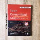 Buku Teori Komunikasi Massa McQuail Edisi 6 Buku 2 Penerbit Salemba Empat