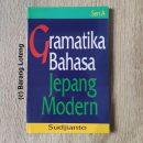 Kesaint Blanc Gramatika Bahasa Jepang Seri A